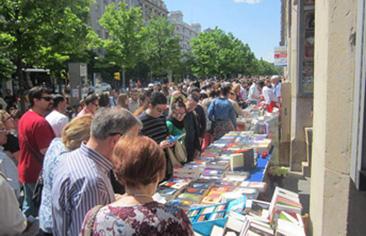 Reglamento para la Participación en el Día del Libro de Zaragoza (23 de abril de 2018)