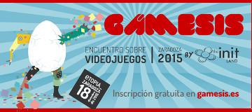 G�mesis: Encuentro sobre videojuegos