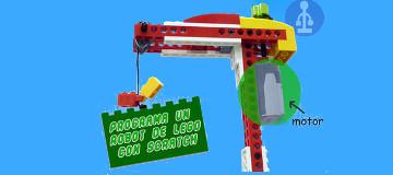 Taller de LEGO con Scratch