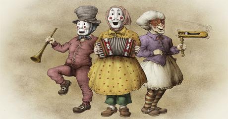 Carnaval en el Aula