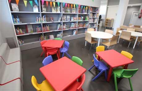 Nuevas Bibliotecas