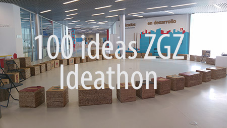 IDEATHON 100 ideas ZGZ