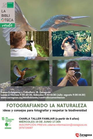 Fotografiando la naturaleza. Ideas y consejos para...