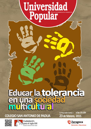 Educar la tolerancia en una sociedad multicultural