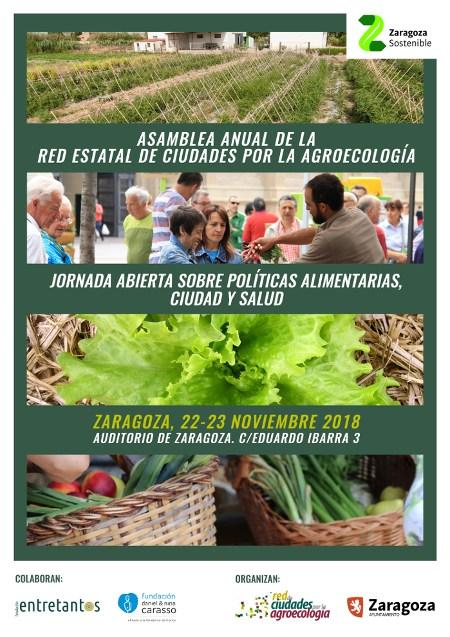 II jornadas de la Red de Ciudades por la Agroecolo...