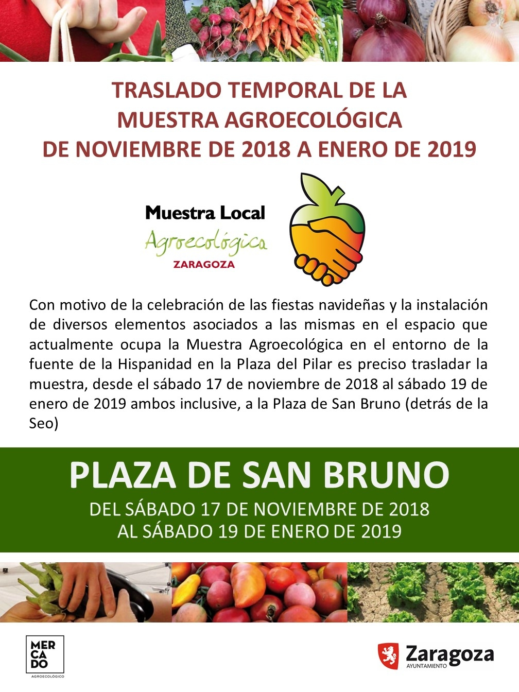 Muestra Local Agroecológica