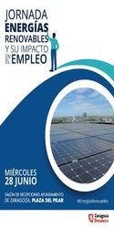 Jornada sobre Energías Renovables y su impacto en ...
