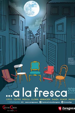 A la fresca 2019 cartel a3