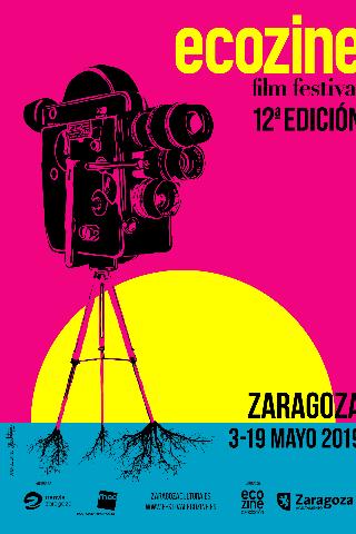 Proyecciones Festival ECOZINE en la Biblioteca Ver...