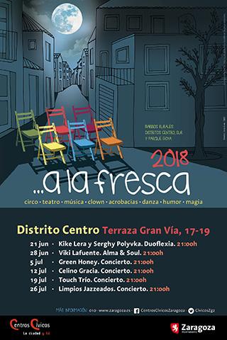Distrito centro 2018