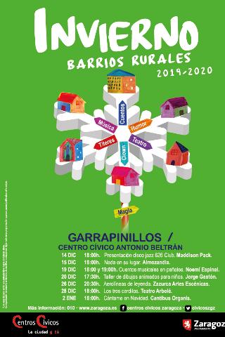Garrapinillos
