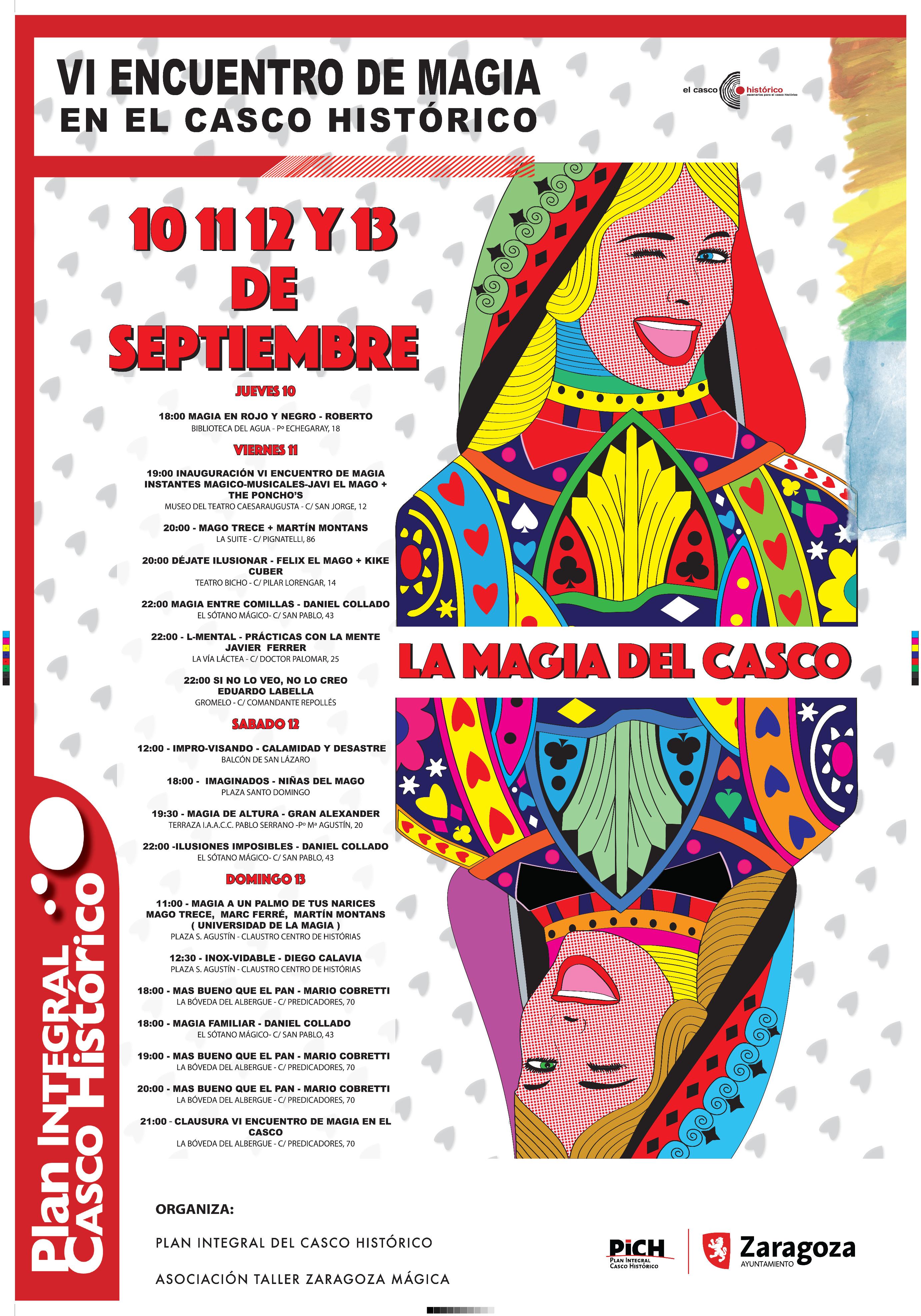VI Encuentro de Magia en el Casco Hist�rico