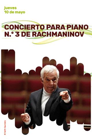 Piano rachmaninov