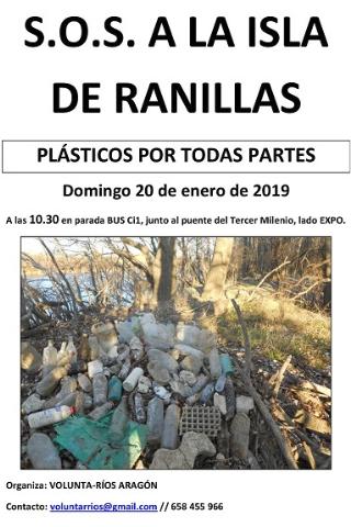 S.O.S. A LA ISLA DE RANILLAS