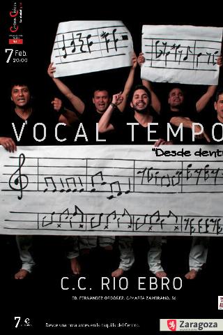 Vocal tempo