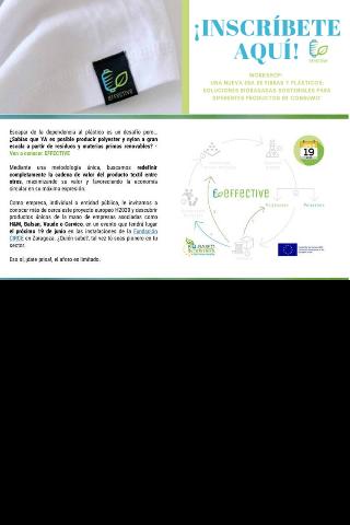 Workshop: Una nueva era de fibras y plásticos  (Fu...
