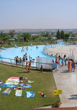 Ayuntamiento de zaragoza centro deportivo municipal delicias for Piscinas de zaragoza