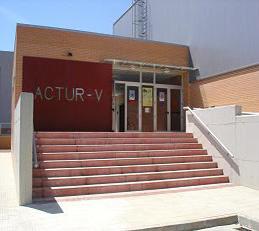 Fotografía Pabellon Deportivo Municipal Actur V