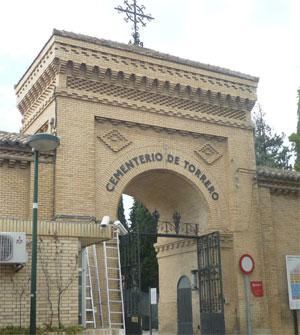 Ayuntamiento de zaragoza oficinas del cementerio for Oficinas de seur en zaragoza