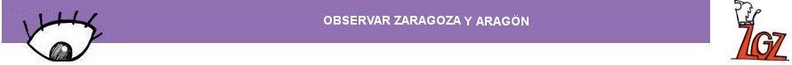 Observar Zaragoza