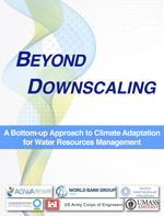 Beyond Downscaling ¿ A bottom up approach for climate change adaptation for WRM