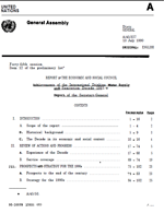 Achievements of the International Drinking Water Supply and Sanitation Decade 1981-1990. Report of the Secretary-General