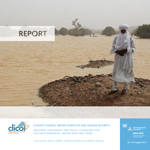 Climate change, water conflicts and human security. Regional assessment and policy guidelines for the Mediterranean, Middle East and Sahel
