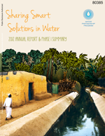 Sharing Smart Solutions in Water. 2012 Annual Report ; Phase I Summary
