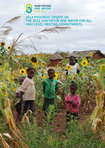 2013 Progress Update on the 2012 Sanitation and Water for All High Level Meeting Commitments