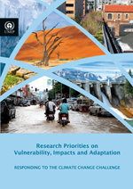Research priorities on vulnerability, impacts and adaptation. Responding to the climate change challenge