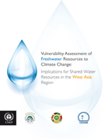 Vulnerability Assessment of Freshwater Resources to Climate Change: Implications for Shared Water Resources in the West Asia Region