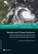 Weather and Climate Resilience. Effective Preparedness through National Meteorological and Hydrological Services