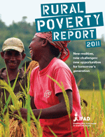 Rural Poverty Report 2011. New realities, new challenges: new opportunities for tomorrow's generation