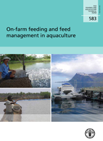 On-farm feeding and feed management in aquaculture