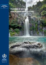 Planning of water quality monitoring systems