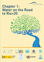 Conference book from the International UN-Water Conference 'Water in the Green Economy in Practice: Towards Rio+20'. Chapter 1. Water on the Road to Rio+20