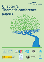 Conference book from the International UN-Water Conference 'Water in the Green Economy in Practice: Towards Rio+20'. Chapter 3. Thematic conference papers