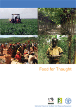 Information products for Nile Basin Water Resources Management. Food for Thought. Demand for agricultural produce in the Nile Basin for 2030: four scenarios