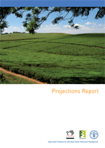 Information products for Nile Basin Water Resources Management. Projections Report. Agricultural Water Use Projections in the Nile Basin 2030: Comparison with the Food for Thought (F4T) Scenarios