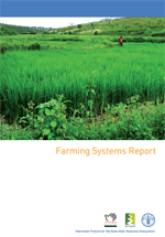 Information products for Nile Basin Water Resources Management. Farming Systems Report. Synthesis of the Country Reports at the level of the Nile Basin