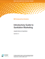 Introductory Guide to Sanitation Marketing