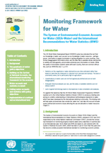 Monitoring Framework for Water
