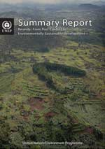 Rwanda. From Post-Conflict to Environmentally Sustainable Development. Summary Report