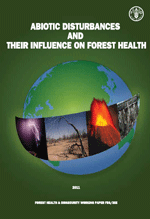 Abiotic disturbances and their influence on forest health. A review