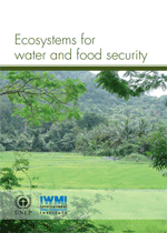 Ecosystems for Water and Food Security. Background document