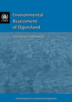 Environmental Assessment of Ogoniland. Executive Summary