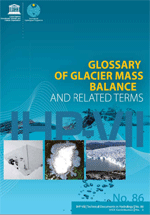 Glossary of glacier mass balance and related terms