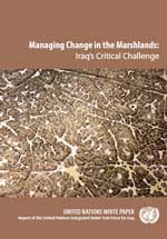 Managing Change in the Marshlands: Iraq's Critical Challenge