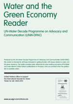 Reader on Water and the Green Economy
