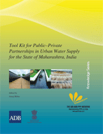 Toolkit for Public-Private Partnerships in Urban Water Supply for the State of Maharashtra, India